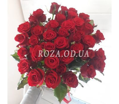"""""""39 red roses 3"""" in the online flower shop roza.od.ua"""