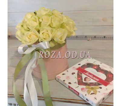 """""""Идеальный дуэт 1"""" в интернет-магазине цветов roza.od.ua"""