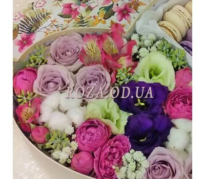 """Spanish passions 1"" in the online flower shop roza.od.ua"