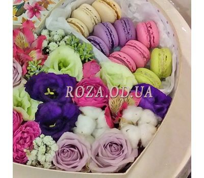 """""""Spanish passions 3"""" in the online flower shop roza.od.ua"""
