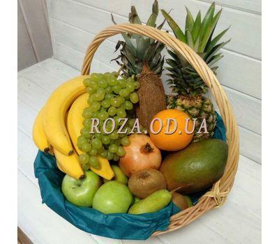"""""""Огромная корзина с фруктами 3"""" в интернет-магазине цветов roza.od.ua"""