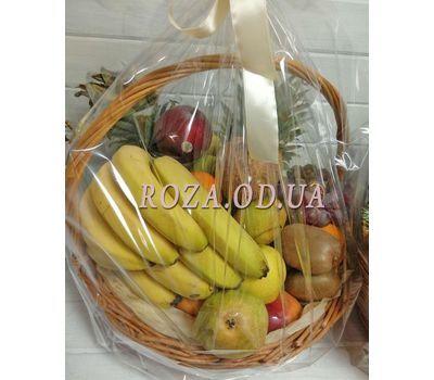 """""""Огромная корзина с фруктами 4"""" в интернет-магазине цветов roza.od.ua"""