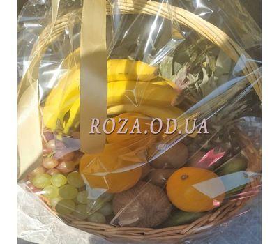"""""""Огромная корзина с фруктами 7"""" в интернет-магазине цветов roza.od.ua"""