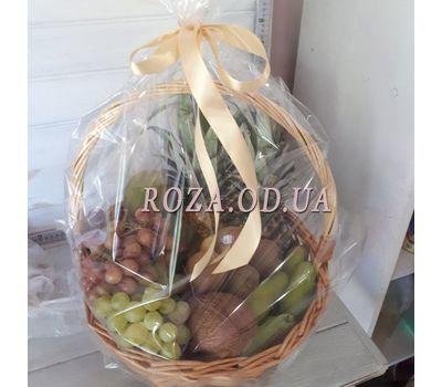 """""""Огромная корзина с фруктами 6"""" в интернет-магазине цветов roza.od.ua"""