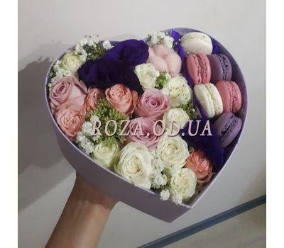 """""""Purple sky 4"""" in the online flower shop roza.od.ua"""