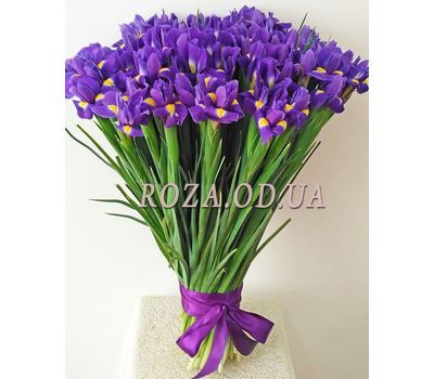 """101 iris 3"" in the online flower shop roza.od.ua"