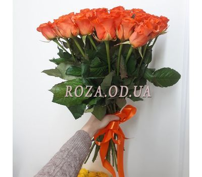 """35 roses 3"" in the online flower shop roza.od.ua"