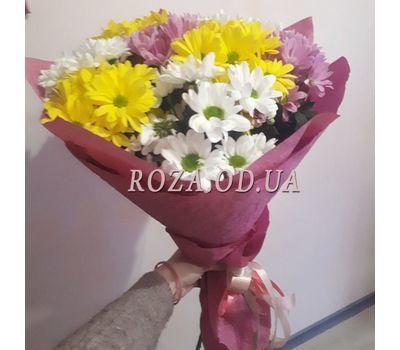 """""""Букет хризантем 1"""" в интернет-магазине цветов roza.od.ua"""