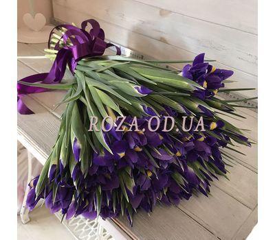 """101 iris 5"" in the online flower shop roza.od.ua"