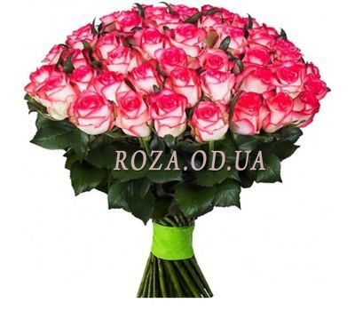 """51 roses"" in the online flower shop roza.od.ua"