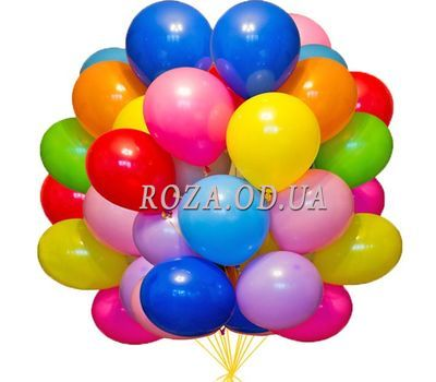 """51 air balloon"" in the online flower shop roza.od.ua"