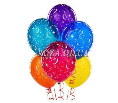 """""""7 воздушных шаров"""" в интернет-магазине цветов roza.od.ua"""