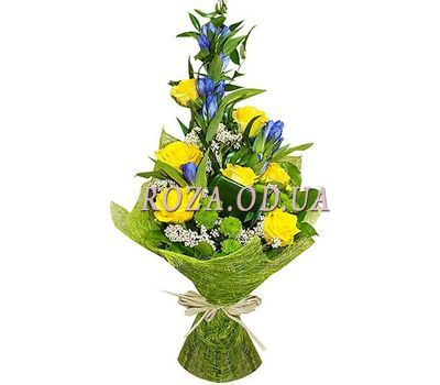 """Business bouquet"" in the online flower shop roza.od.ua"