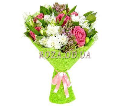 """Bouquet of flowers"" in the online flower shop roza.od.ua"