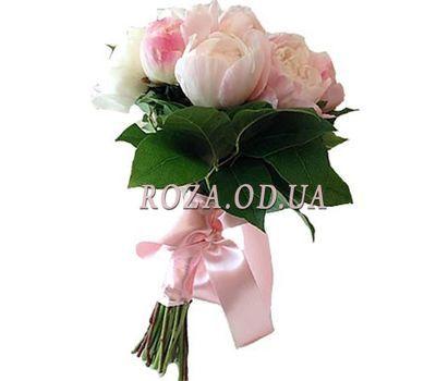 """""""Букет из пионов в Одессе"""" в интернет-магазине цветов roza.od.ua"""