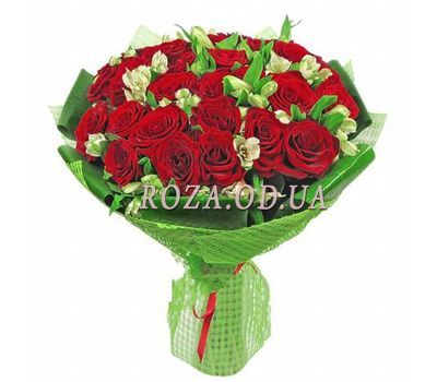 """Bouquet to the beloved woman"" in the online flower shop roza.od.ua"
