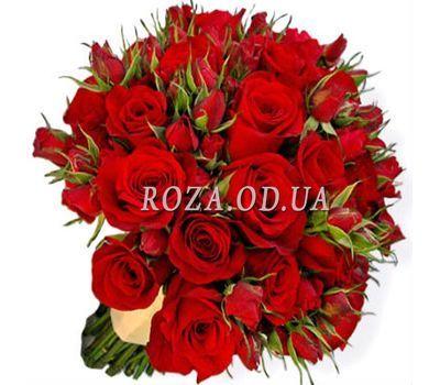 """""""Букет роз Страсть"""" в интернет-магазине цветов roza.od.ua"""