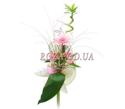 """Bouquet with gerbera"" in the online flower shop roza.od.ua"