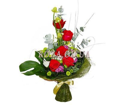 """Elite Bouquet"" in the online flower shop roza.od.ua"
