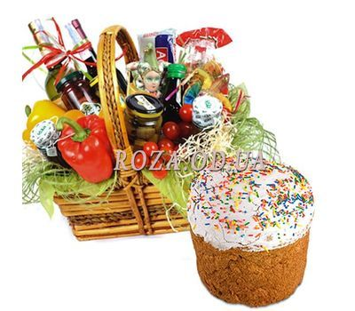 """To the festive table"" in the online flower shop roza.od.ua"