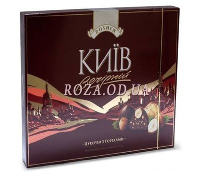 """Kiev Evening - weight 348g."" in the online flower shop roza.od.ua"