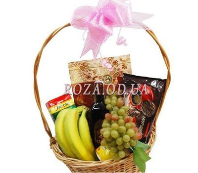 """Basket with sweets"" in the online flower shop roza.od.ua"