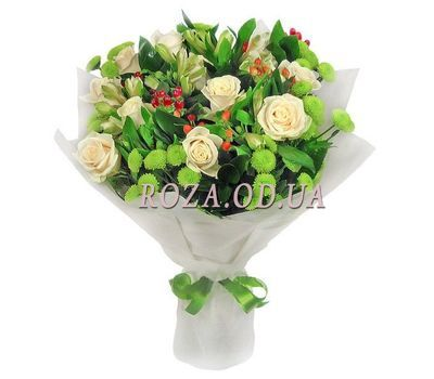 """Original bouquet of flowers"" in the online flower shop roza.od.ua"