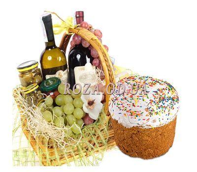 """""""Easter basket"""" in the online flower shop roza.od.ua"""