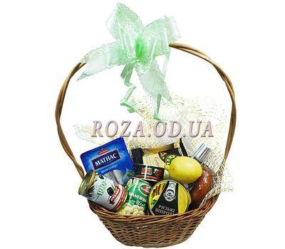 """Grocery basket"" in the online flower shop roza.od.ua"