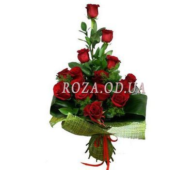"""Roses for men"" in the online flower shop roza.od.ua"