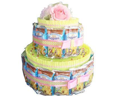 """""""Торт из Барни"""" в интернет-магазине цветов roza.od.ua"""