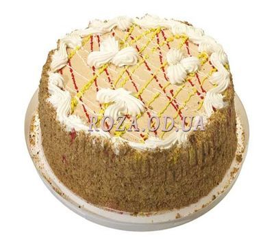 """1 kg cake"" in the online flower shop roza.od.ua"
