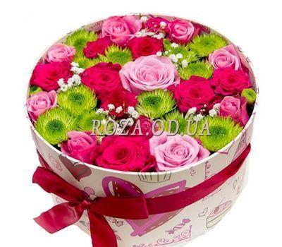 """""""Яркий акцент"""" в интернет-магазине цветов roza.od.ua"""