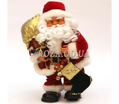 """Santa Claus"" in the online flower shop roza.od.ua"
