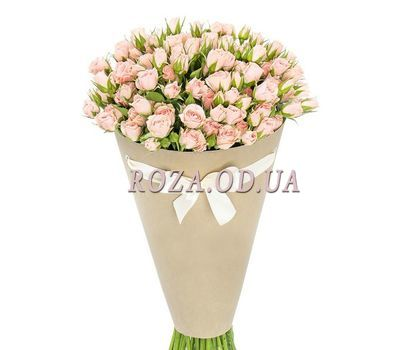 """""""Shrub Roses in a Cone"""" in the online flower shop roza.od.ua"""