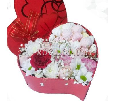 """""""Gentle touch"""" in the online flower shop roza.od.ua"""