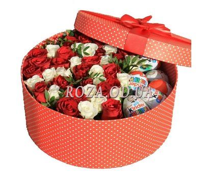 """Charm"" in the online flower shop roza.od.ua"
