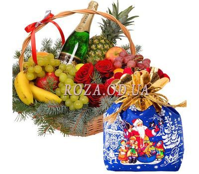 """""""Gift Solution"""" in the online flower shop roza.od.ua"""