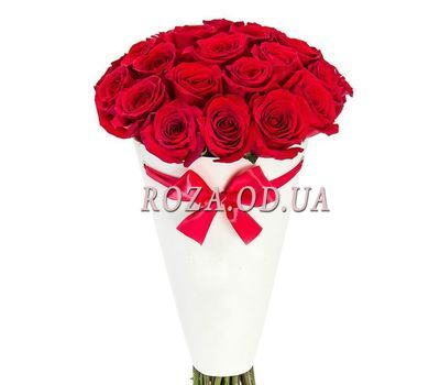 """""""Roses in an envelope"""" in the online flower shop roza.od.ua"""